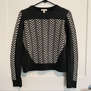 SILENCE + NOISE KNIT SWEATER
